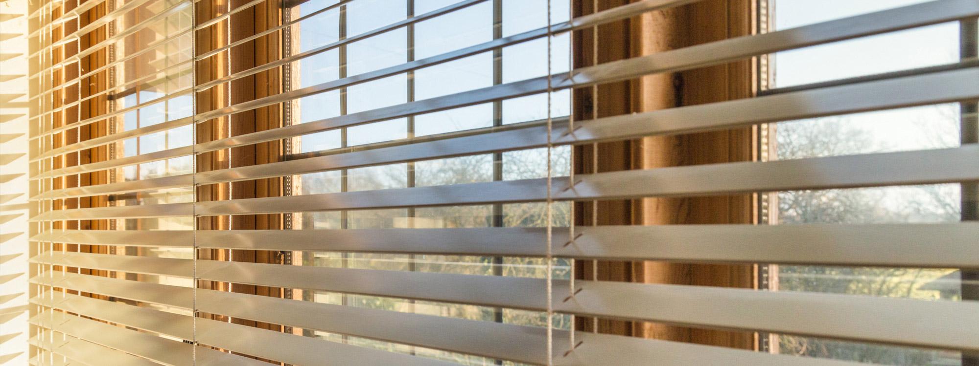 Persienner | Glasmästare | Produkter Glaskedjan