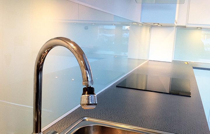 Glas över diskbänken | Glasmästare | Produkter Glaskedjan
